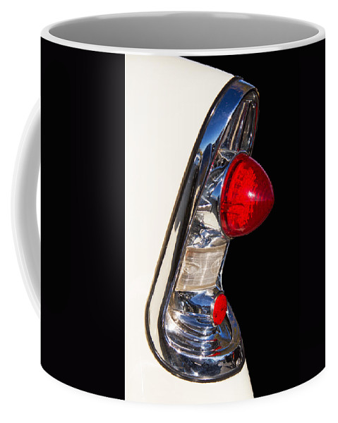 1956 Coffee Mug featuring the photograph 1956 Chevrolet Bel Air by Nick Gray
