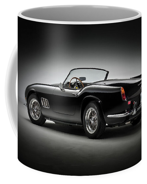 1961 Ferrari 250 Gt California Spyder Coffee Mug
