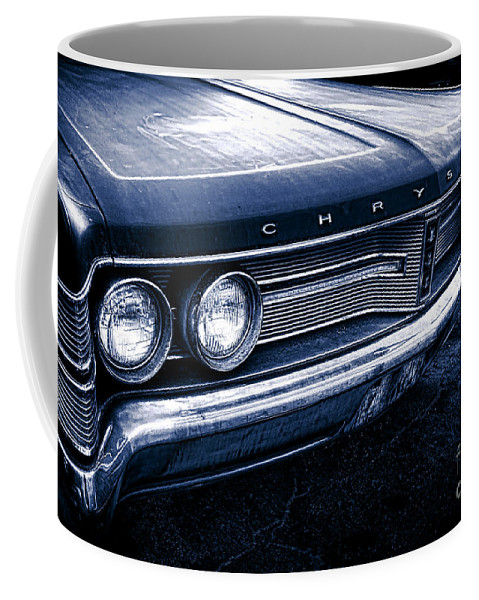 1967 Chrysler New Yorker Coffee Mug for Sale by Olivier Le Queinec