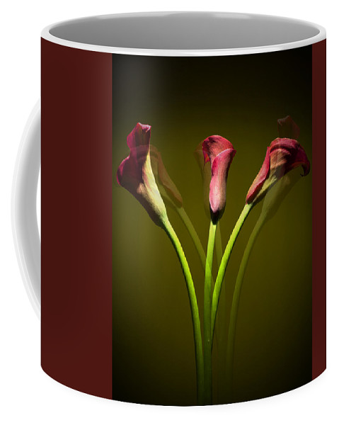 Cala Lily Coffee Mug featuring the photograph Cala Lily by Mark Ashkenazi