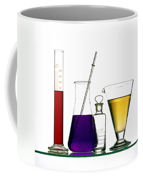 Health Coffee Mug featuring the photograph Chemistry by Bernard Jaubert