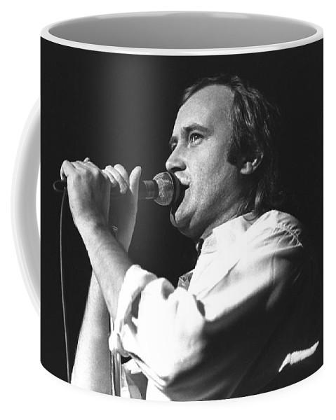 Genesis Coffee Mug featuring the photograph Genesis by Concert Photos