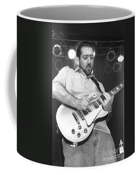 Singer Coffee Mug featuring the photograph God Street Wine by Concert Photos