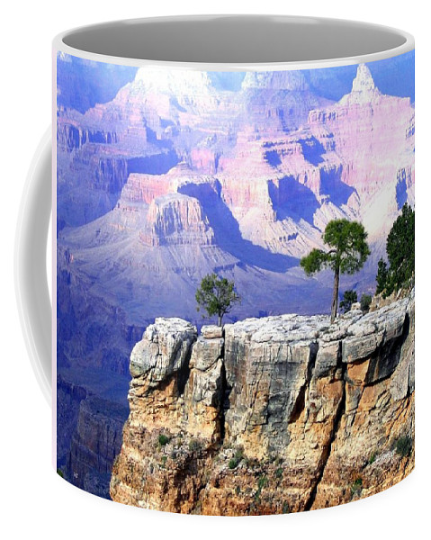 #grandcanyon1vista Coffee Mug featuring the photograph Grand Canyon 1 by Will Borden