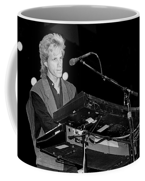 The Hooters Coffee Mug featuring the photograph Hooters by Concert Photos