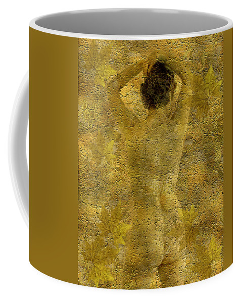 Nudes Coffee Mug featuring the photograph Jenni by Kurt Van Wagner