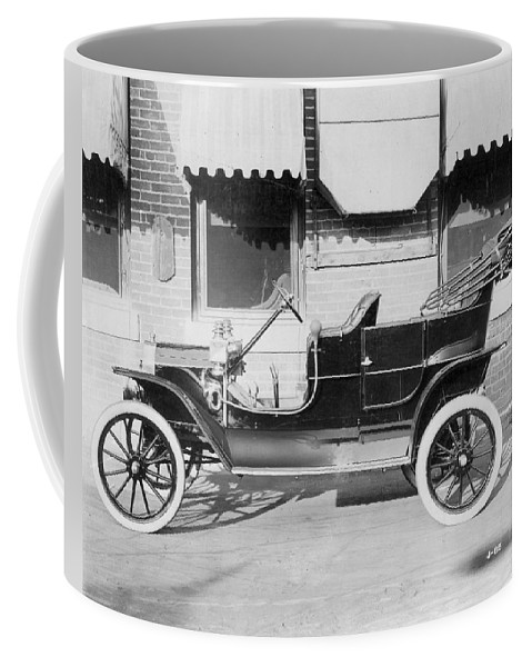 1908 Coffee Mug featuring the photograph Model T Ford, 1908 by Granger
