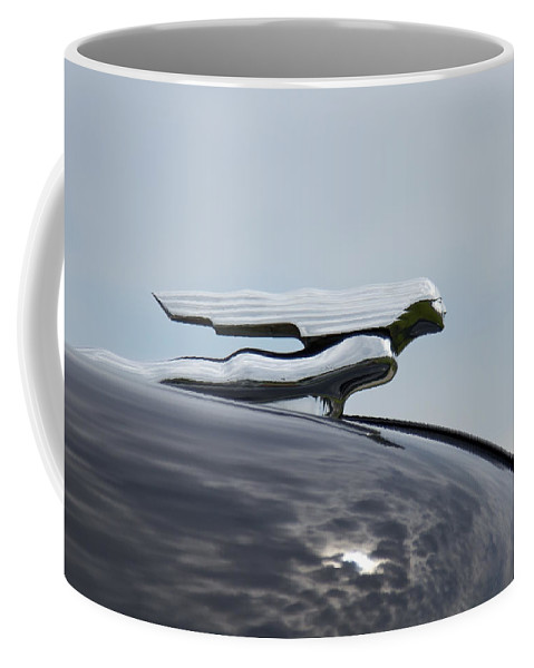 Glenmoor Coffee Mug featuring the photograph Nash by Jack R Perry