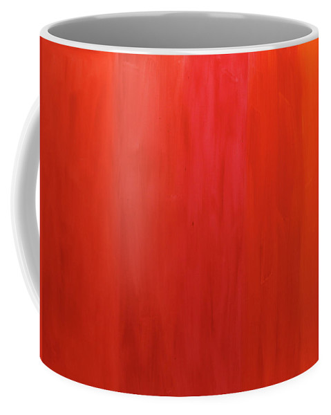 Oranges Coffee Mug featuring the painting Oranges by Kimberly Maxwell Grantier