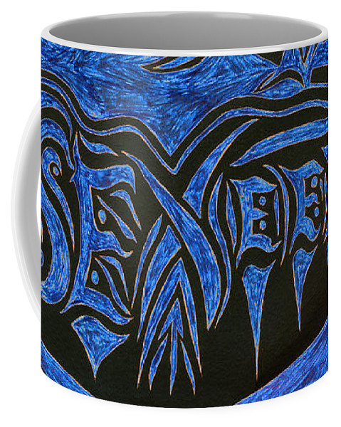 Kenneth James Coffee Mug featuring the photograph Sexy Sexi Sexeee by Kenneth James