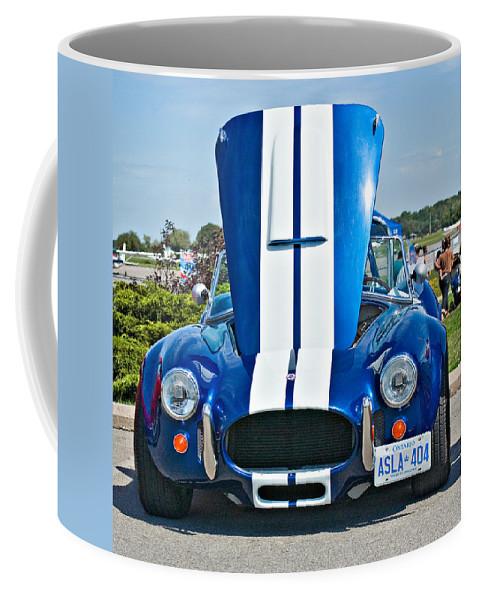 Ford Coffee Mug featuring the photograph The Beast by Steve Harrington