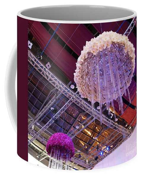 Orchids Coffee Mug featuring the photograph The International Orchid Show In Taiwan by Yali Shi