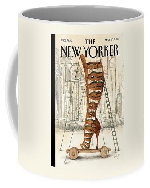 Art and Architecture Coffee Mug