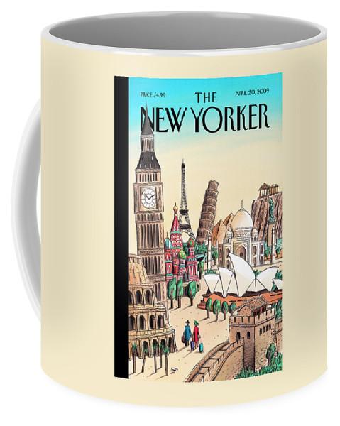 Ultimate Destination Coffee Mug