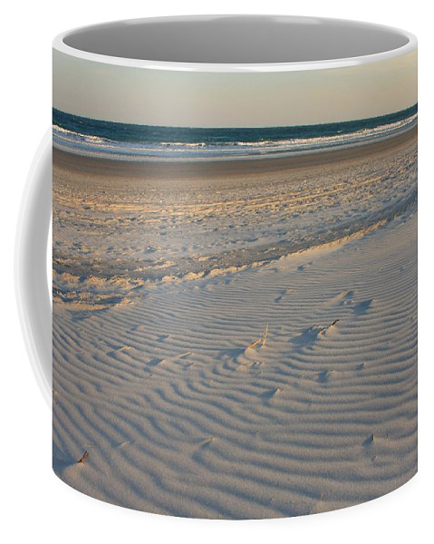 Wrightsville Beach Coffee Mug featuring the photograph Wrightsville Beach by Mountains to the Sea Photo