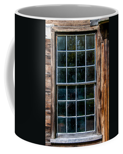 Guy Whiteley Photography Coffee Mug featuring the photograph 24 Panes by Guy Whiteley