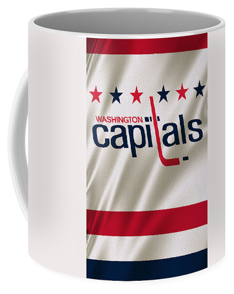 Capitals Coffee Mug featuring the photograph Washington Capitals by Joe Hamilton