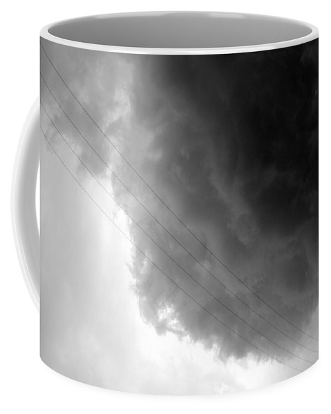 Stormscape Coffee Mug featuring the photograph Nebraska Panhandle Supercells by NebraskaSC