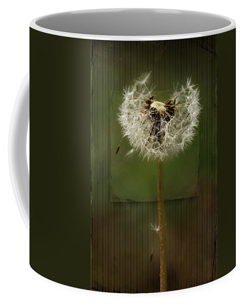Drops Coffee Mug featuring the mixed media Still Life by Heike Hultsch
