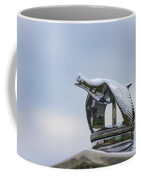 Glenmoor Coffee Mug featuring the photograph 1930 Ford Model A by Jack R Perry