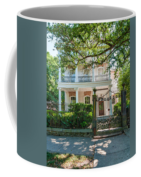Nola Coffee Mug featuring the photograph A Touch Of Class by Steve Harrington