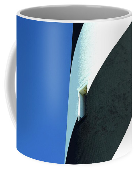 Cape Hatteras Lighthouse Coffee Mug featuring the photograph Cape Hatteras Lighthouse by Allen Beatty