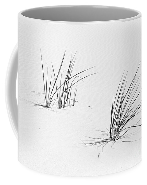 Dune Coffee Mug featuring the photograph Dune by Ann Horn