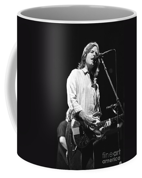 Singer Coffee Mug featuring the photograph Grateful Dead by Concert Photos
