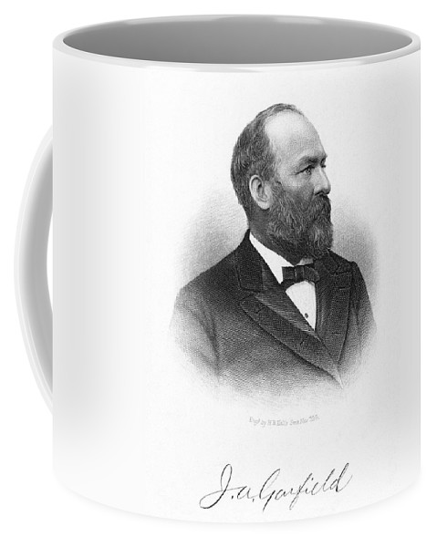 19th Century Coffee Mug featuring the painting James by Granger