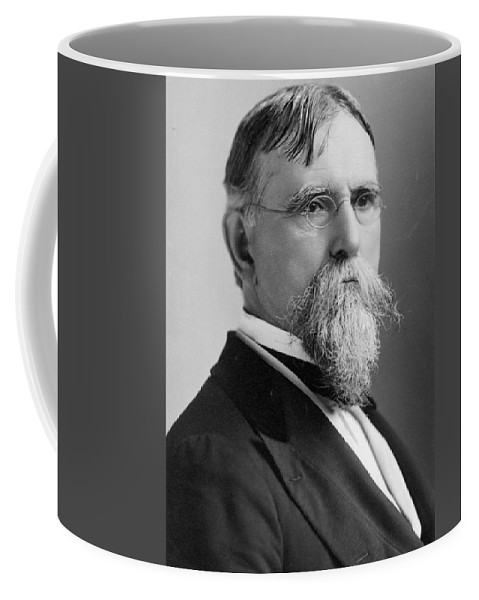 1888 Coffee Mug featuring the photograph Lew Wallace (1827-1905) by Granger