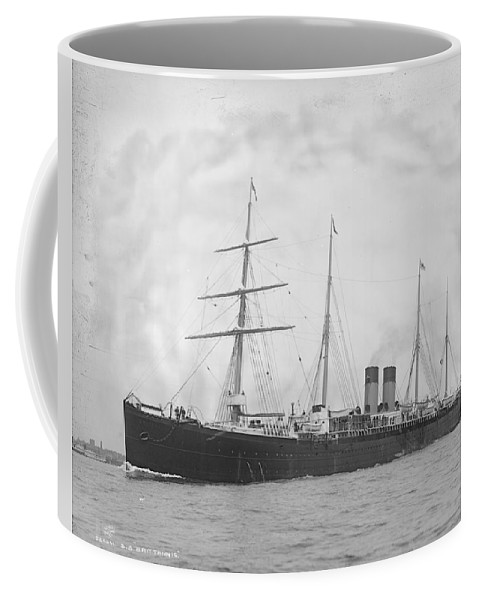 1890 Coffee Mug featuring the photograph S by Granger