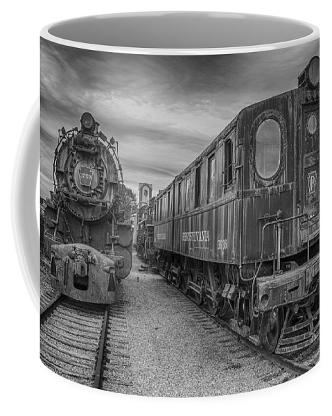 Guy Whiteley Photography Coffee Mug featuring the photograph 3750 And 3936  7d02530 by Guy Whiteley