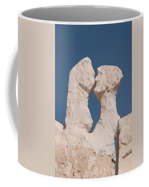 Egypt Coffee Mug featuring the digital art Badr by Carol Ailles
