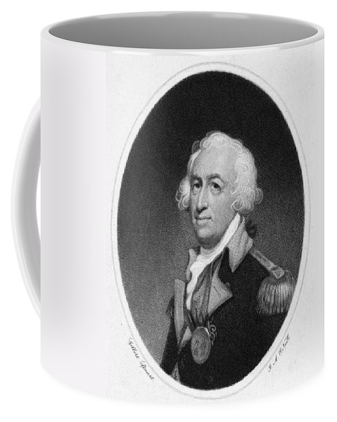 18th Century Coffee Mug featuring the photograph Horatio Gates (c1728-1806) by Granger