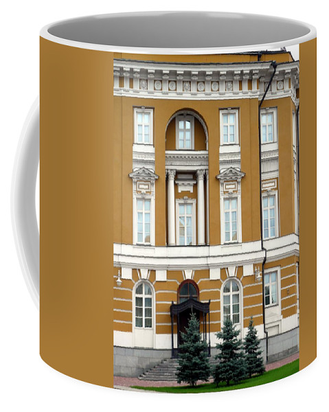 Architecture Coffee Mug featuring the photograph Unnamed by Nicki Bennett