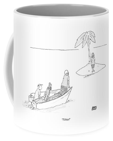 Titleist? Coffee Mug