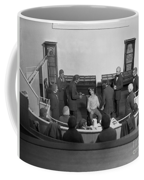 1846 Coffee Mug featuring the photograph William T.g. Morton by Granger