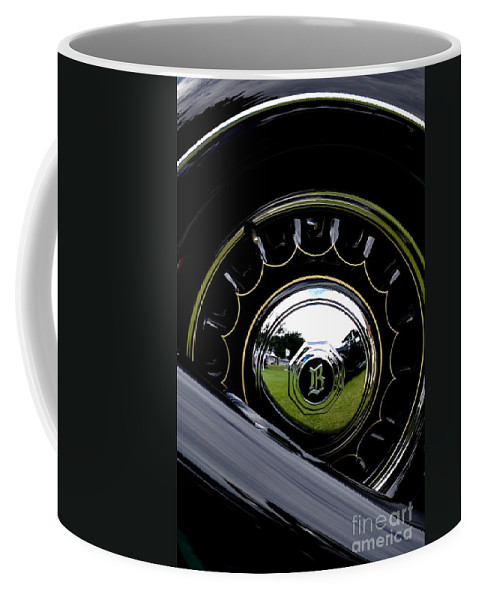 Coffee Mug featuring the photograph Hillsborough by Dean Ferreira