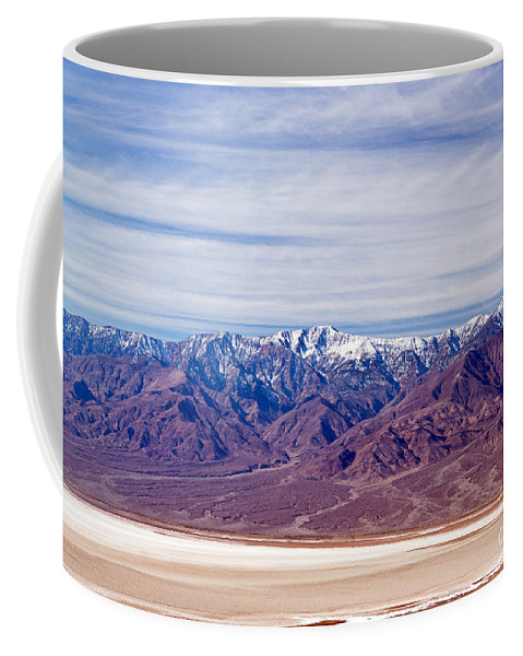California Coffee Mug featuring the photograph Natural Bridge Canyon Death Valley National Park by Fred Stearns