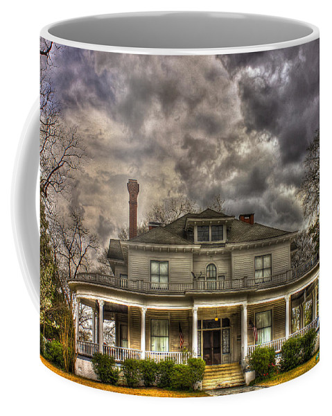 Historic Coffee Mug featuring the photograph 502 by Reid Callaway