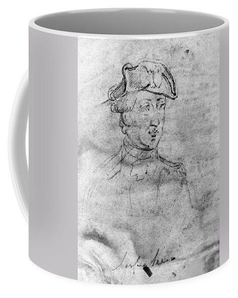 18th Century Coffee Mug featuring the photograph Charles Lee (1731-1782) by Granger