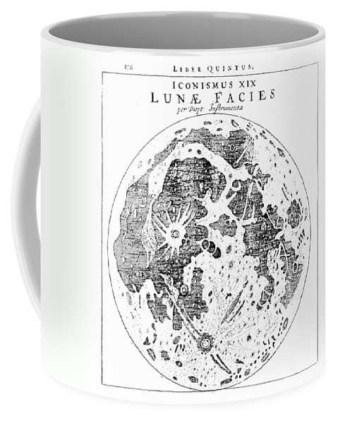 1611 Coffee Mug featuring the photograph Johannes Kepler (1571-1630) by Granger