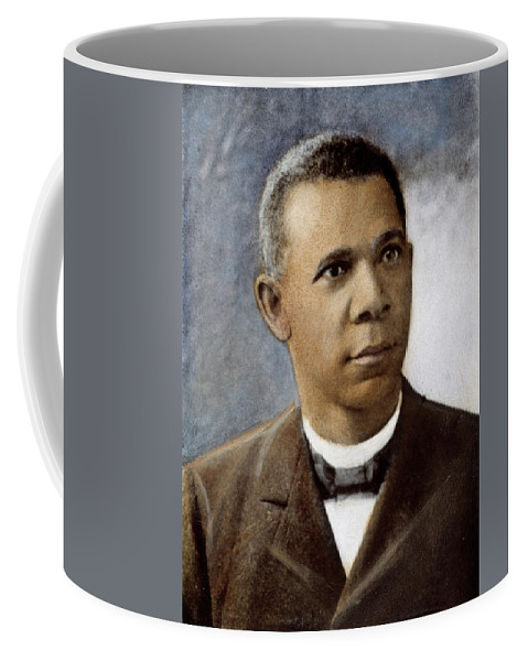 1899 Coffee Mug featuring the photograph Booker T by Granger