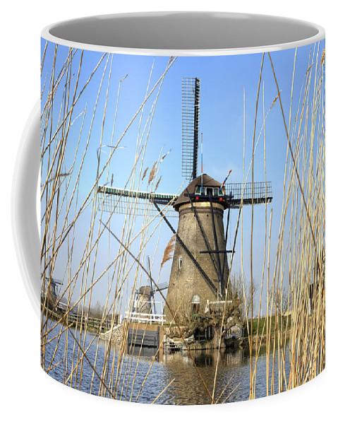 Kinderdijk Coffee Mug featuring the photograph Kinderdijk by Joana Kruse