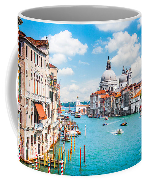 Adriatic Coffee Mug featuring the photograph Venice by JR Photography