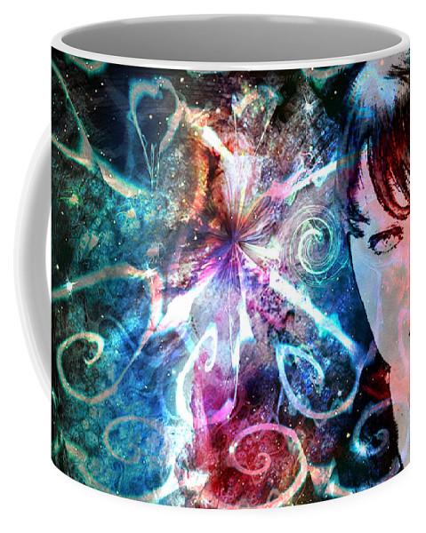 Dreams Coffee Mug featuring the photograph A Dreamer's Dream by Linda Sannuti