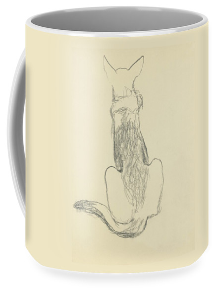 A German Shepherd Coffee Mug