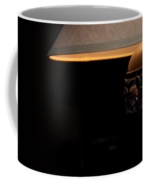 Fine Coffee Mug featuring the photograph A Good Book A Glass Of Wine by Paulette B Wright