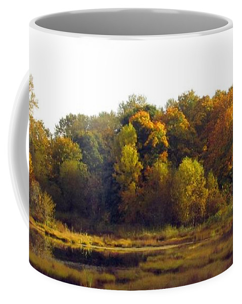 Color Coffee Mug featuring the photograph A Harvest Of Color by I'ina Van Lawick