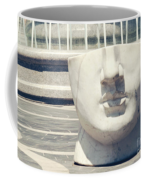 Azerbaijan Coffee Mug featuring the photograph A Man Of Mystery by Emily Kay